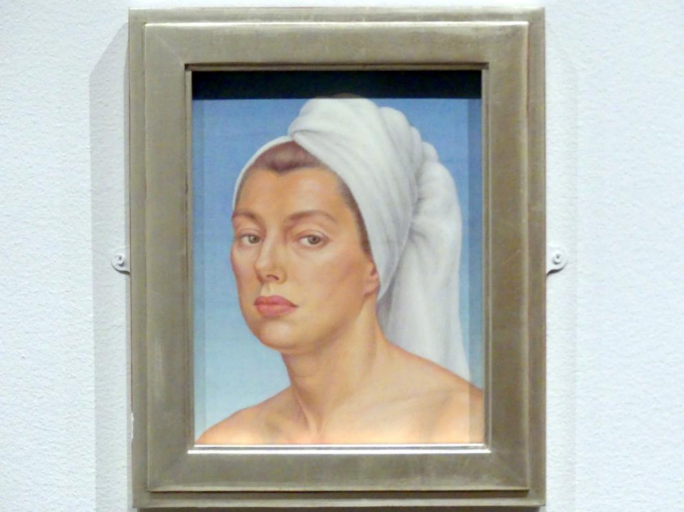 Fidelma Cadmus Kirstein: Selbstporträt, 1947