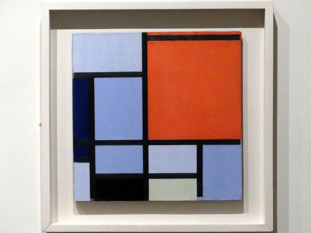 Piet Mondrian: Komposition, 1921