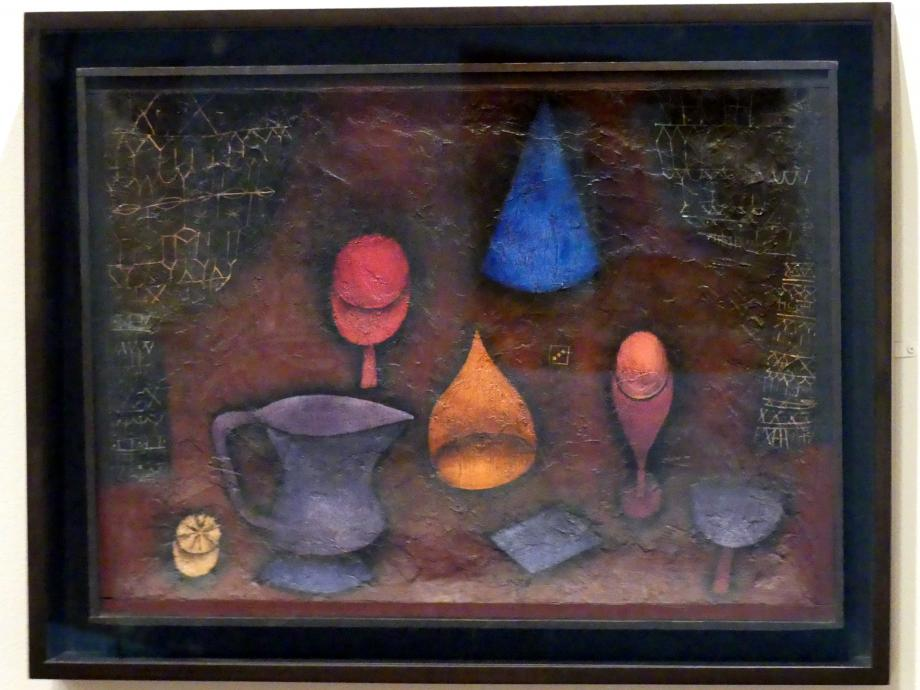 Paul Klee: Stillleben, 1927