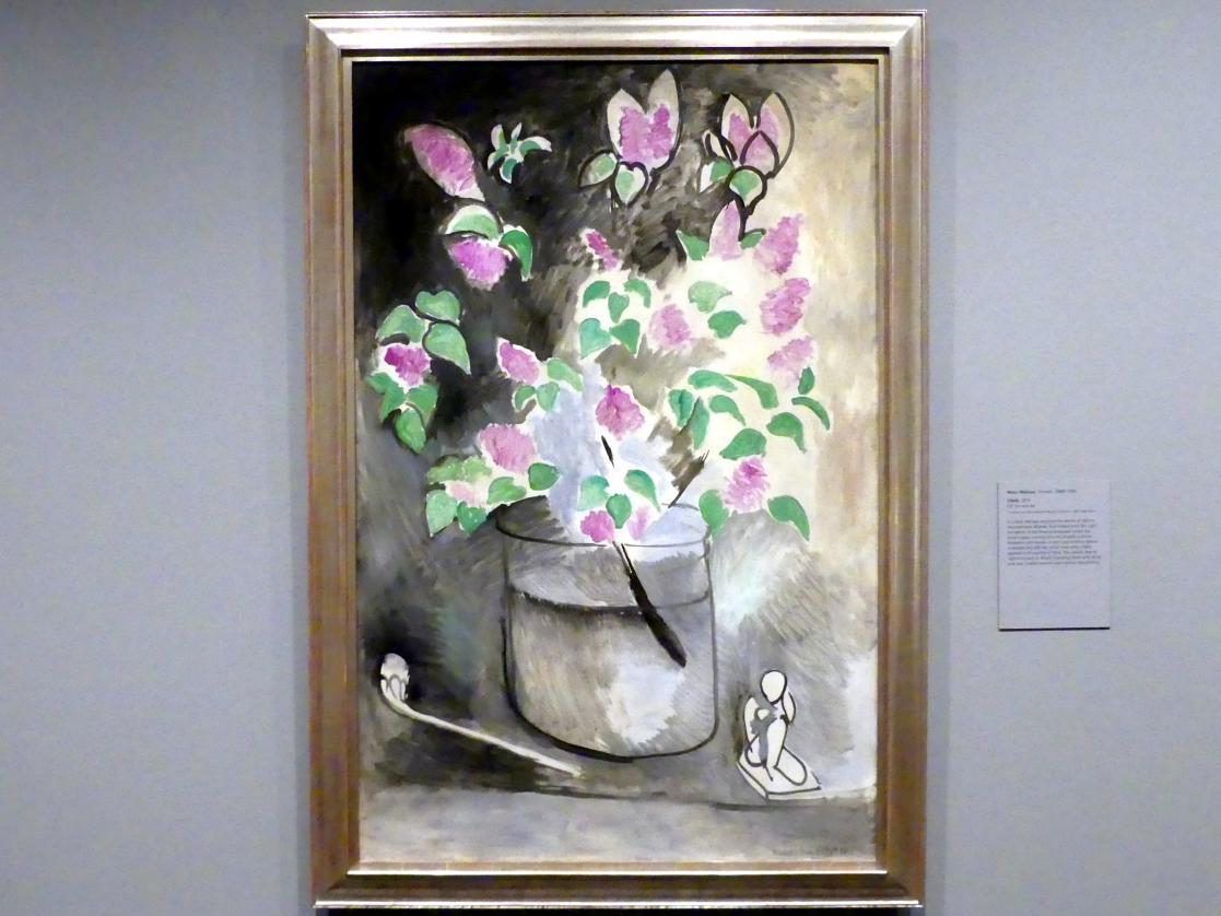 Henri Matisse: Flieder, 1914