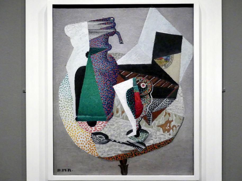 Diego Rivera: Die Caféterrasse, 1915