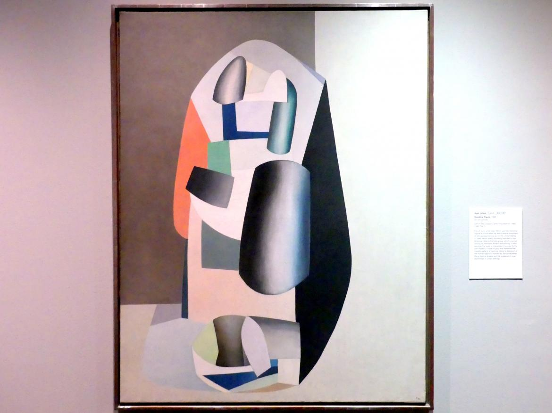 Jean Hélion: Stehende Figur, 1936