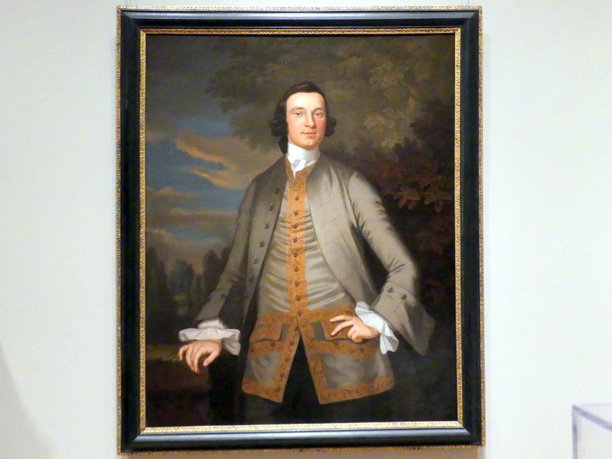 John Wollaston: William Axtell, um 1749 - 1752