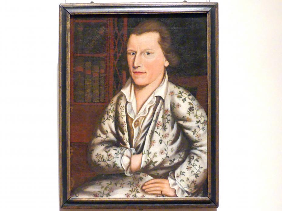 Prince Demah: William Duguid, 1773
