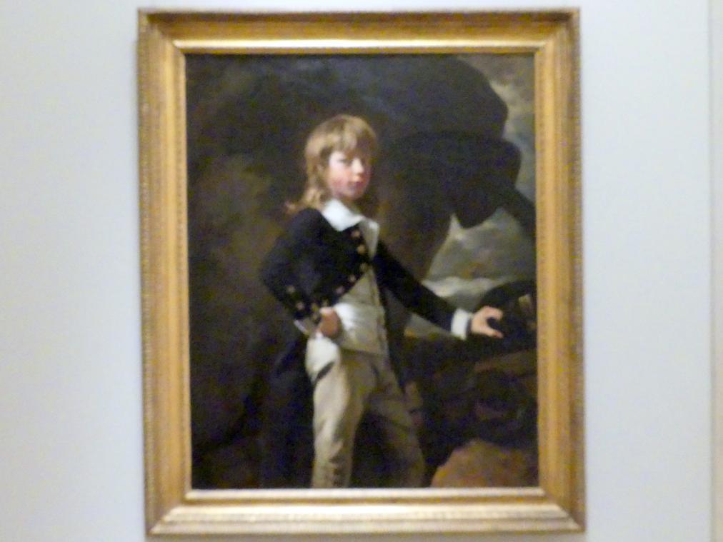 John Singleton Copley: Midshipman Augustus Brine, 1782