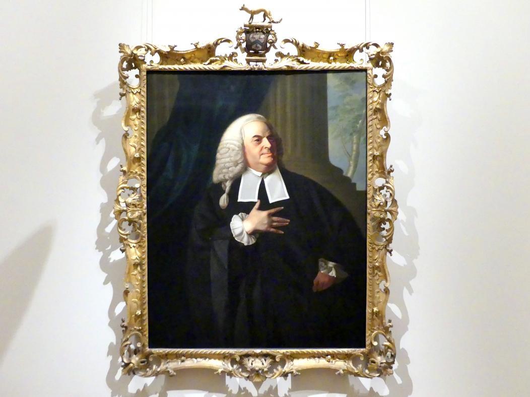 John Singleton Copley: Richard Dana, um 1770