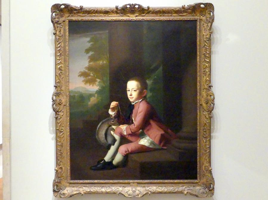 John Singleton Copley: Daniel Crommelin Verplanck, 1771