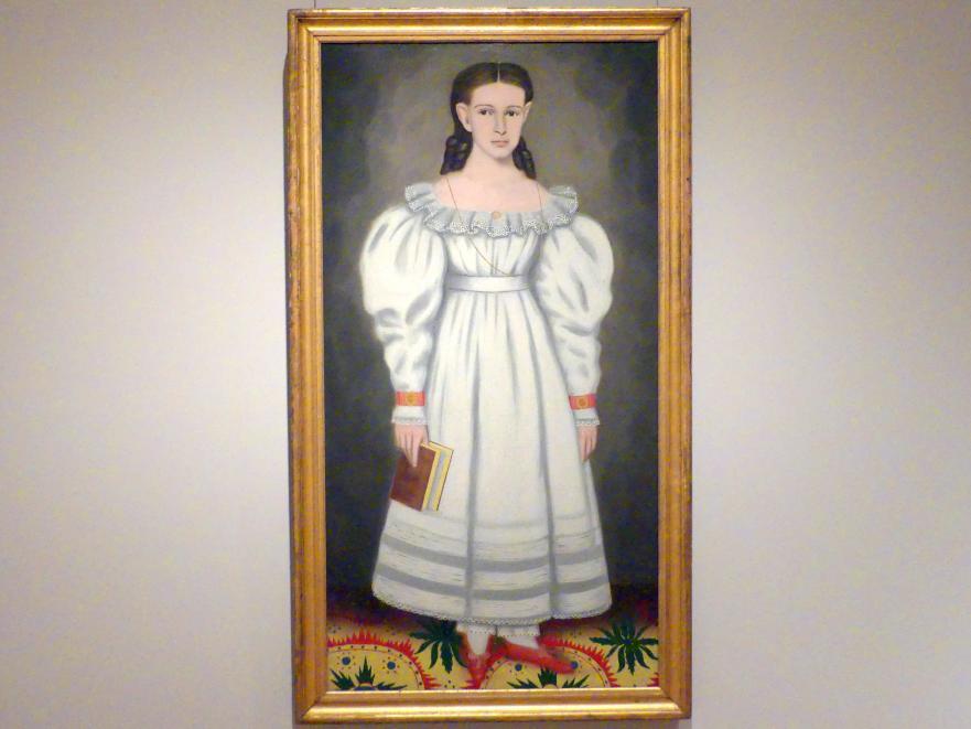 Erastus Salisbury Field: Mädchen der Bangs-Phelps-Familie, um 1848