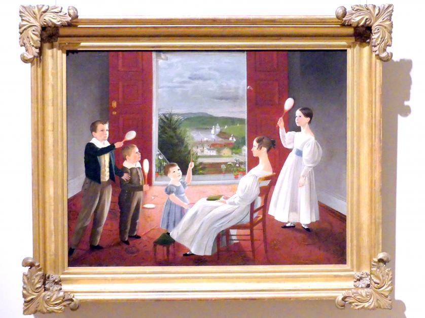 Ambrose Andrews: Die Kinder von Nathan Starr, 1835