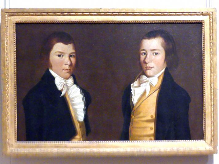 William Jennys: John W. and Henry L. Clark, um 1795 - 1800