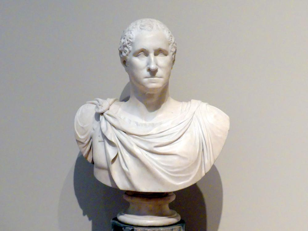 Giuseppe Ceracchi: George Washington, 1795