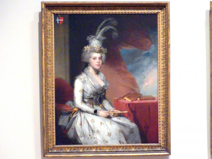 Gilbert Stuart: Matilda Stoughton de Jaudenes, 1794