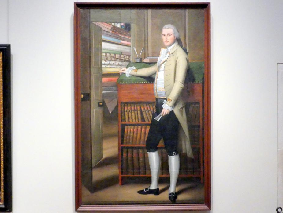 Ralph Earl: Elijah Boardman, 1789