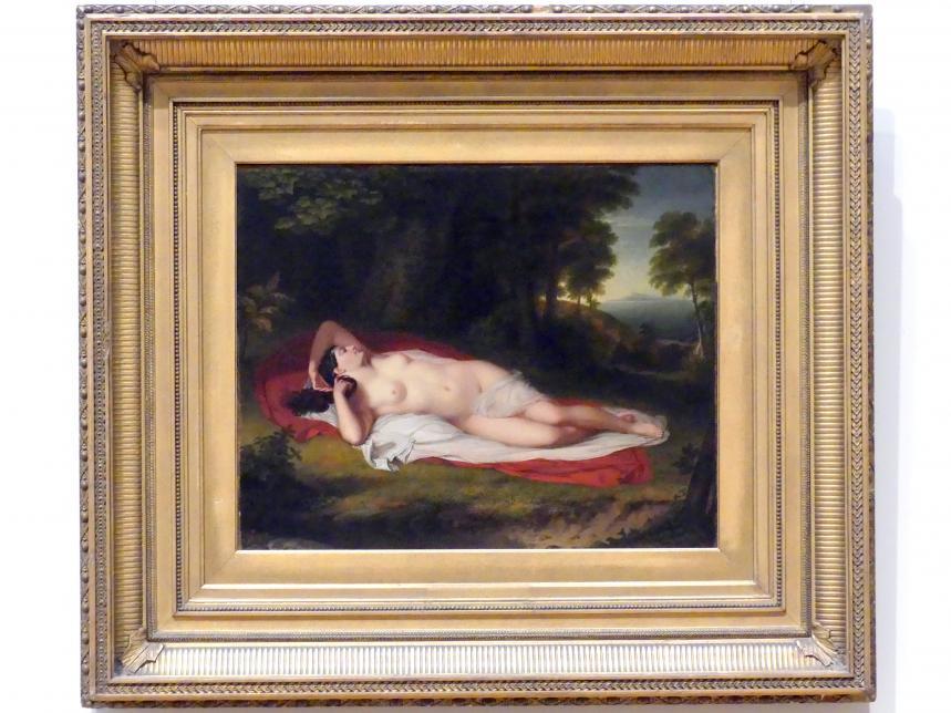Asher Brown Durand: Ariadne, um 1831 - 1835