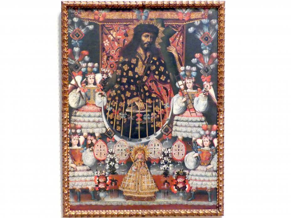 """Christus trägt das Kreuz, genannt """"Der Herr des Falls"""", um 1770 - 1775"""