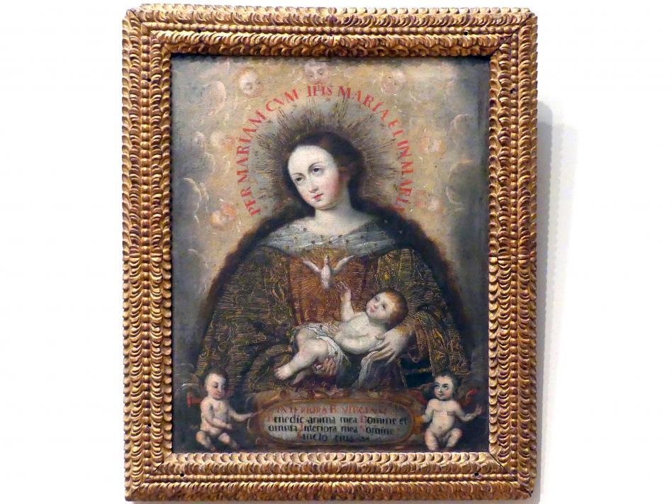Die Seele der Jungfrau Maria, 18. Jhd.