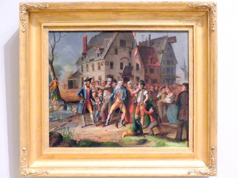 Albertus Del Orient Browere: Rip Van Winkle, 1833