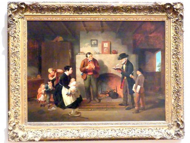 Francis William Edmonds: Volkszählung, 1854