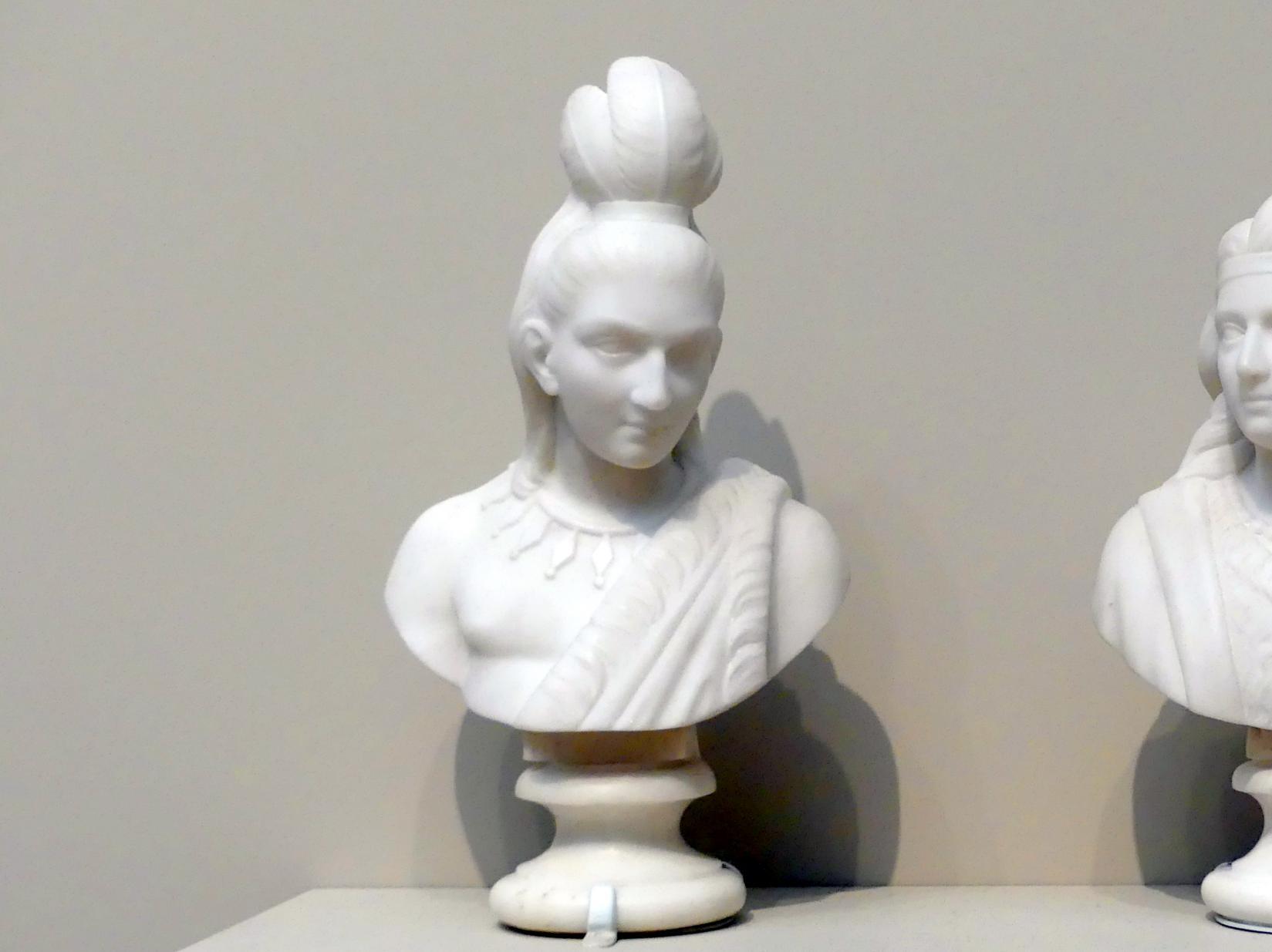 Edmonia Lewis: Hiawatha, 1868