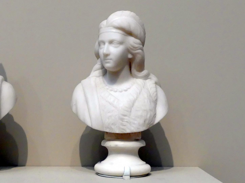 Edmonia Lewis: Minnehaha, 1868