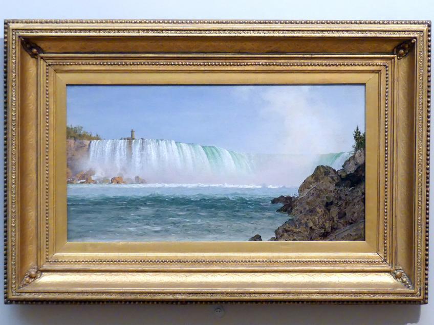 Frederic Edwin Church: Die Niagarafälle, um 1858
