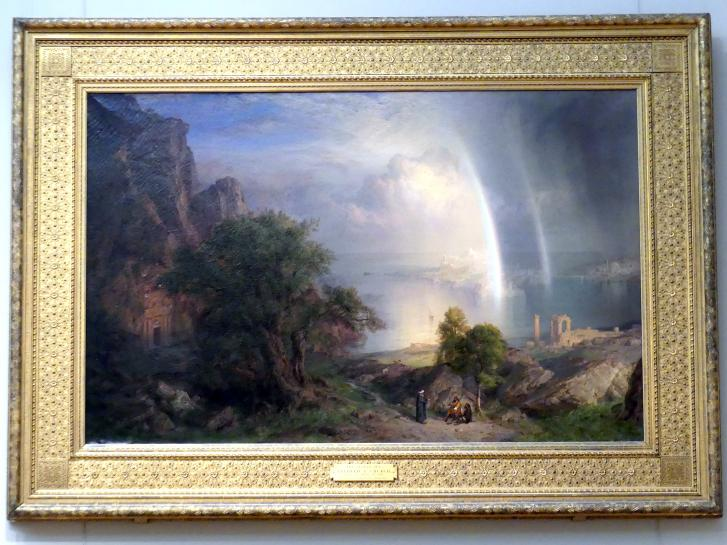 Frederic Edwin Church: Die Ägäis, um 1877