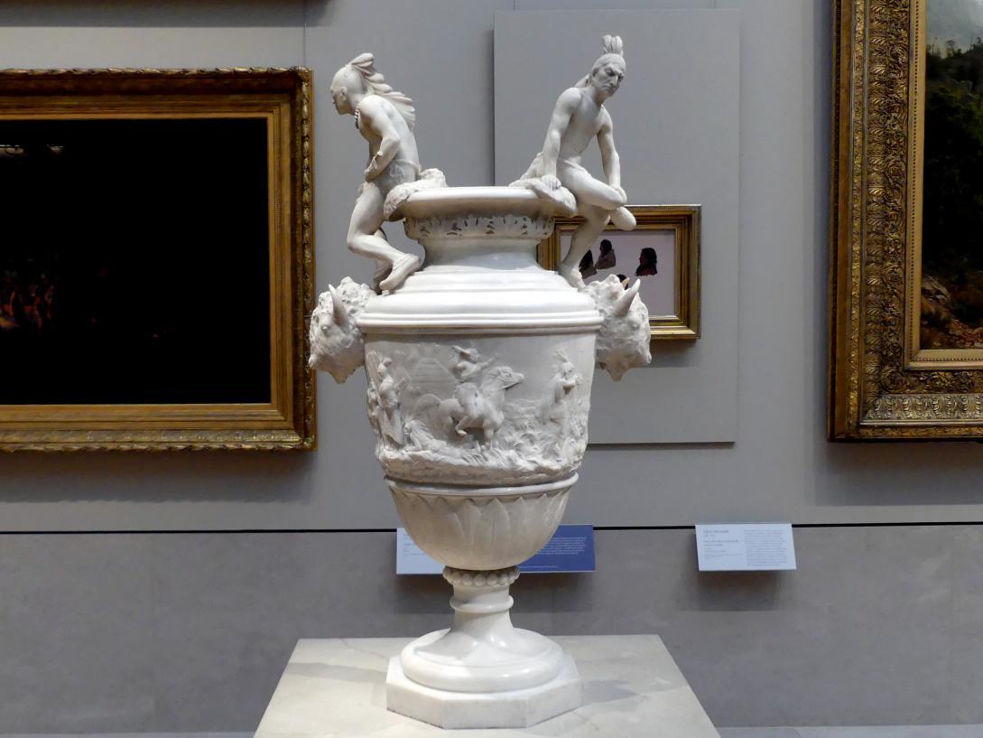 Ames Van Wart: Indianische Vase, 1876