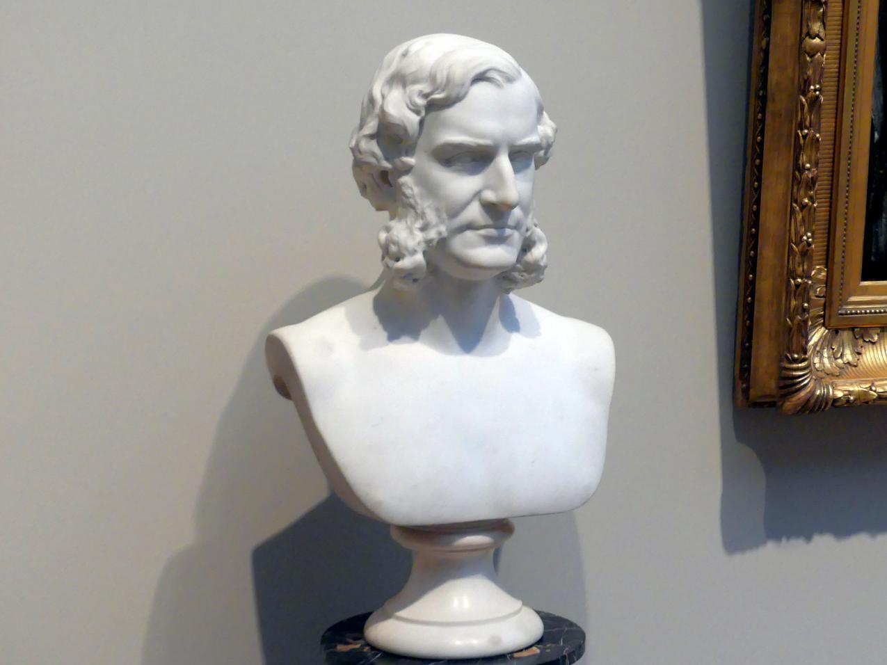 John Quincy Adams Ward: William Tilden Blodgett, 1865