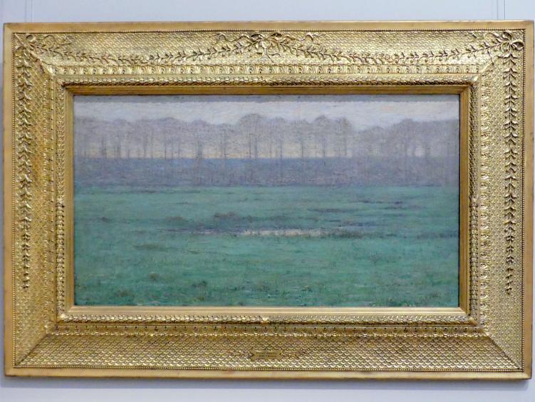 Dwight William Tryon: Morgendämmerung - Frühlingsanfang, 1894