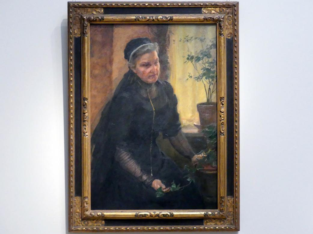 Cecilia Beaux: Helena de Kay Gilder, 1911