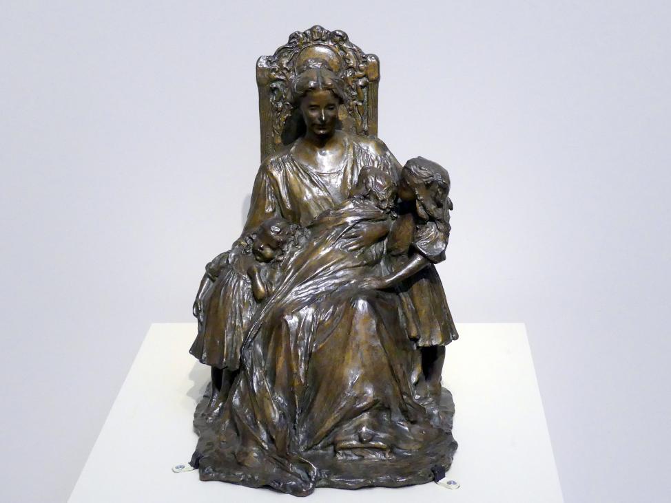 Bessie Potter Vonnoh: Gethront, 1902