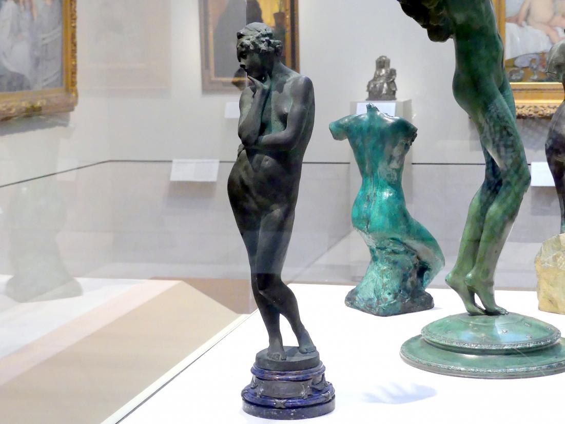 Emil Fuchs: La Pensierosa, 1912