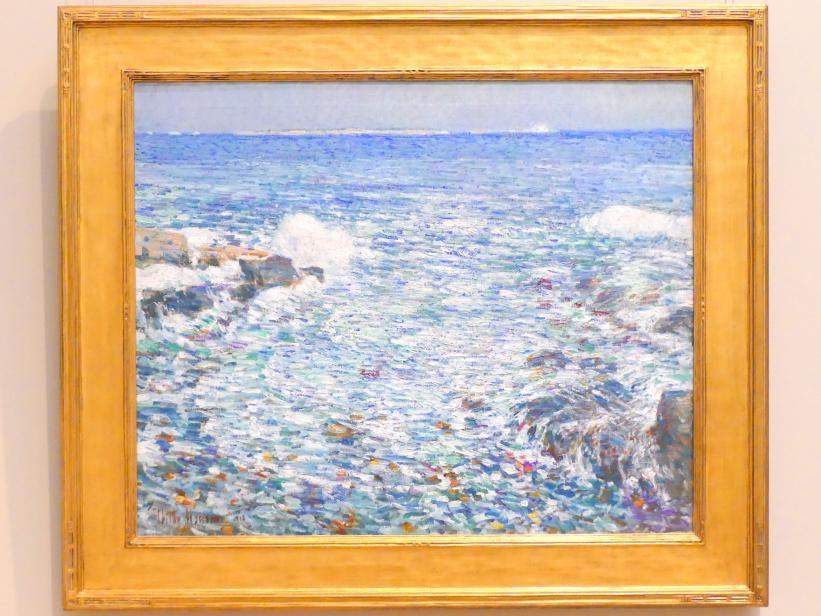 Childe Hassam: Surf, Isles of Shoals, 1913