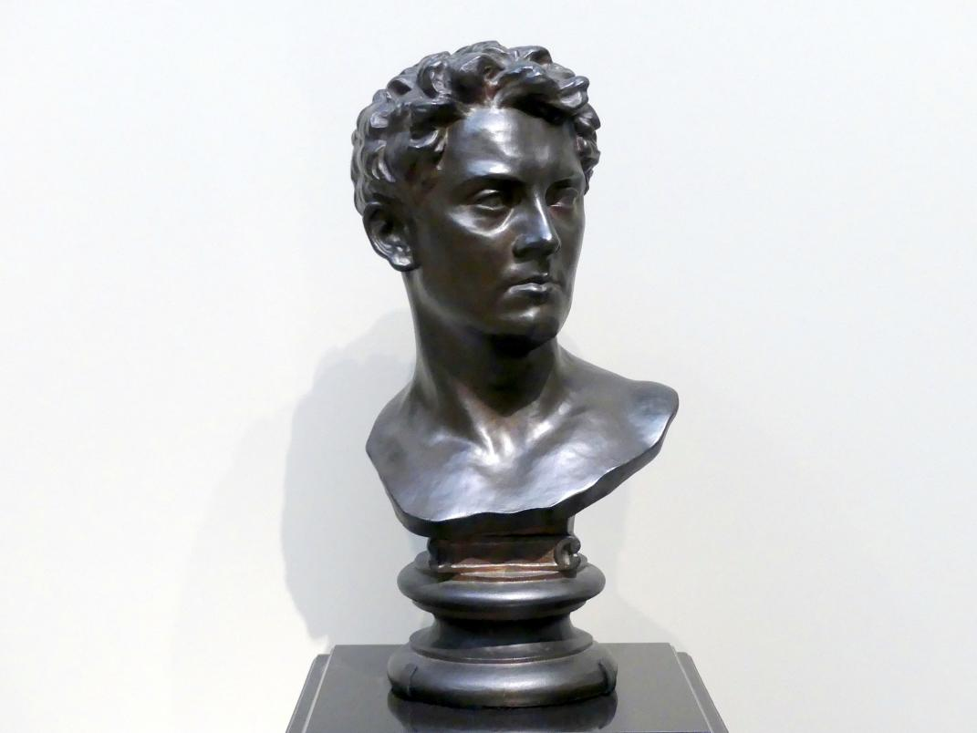 Olin Levi Warner: J. Alden Weir, 1880