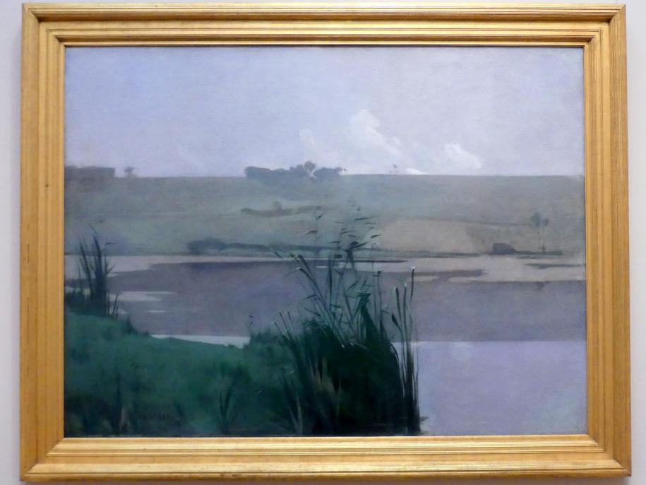 John Henry Twachtman: Arques-la-Bataille, 1885