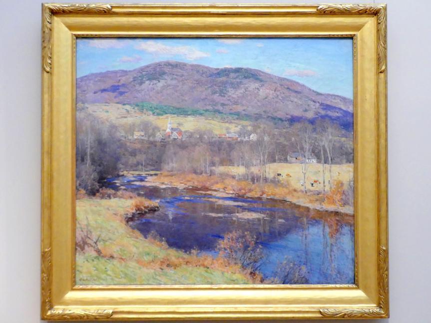 Willard Leroy Metcalf: Nordland, 1923