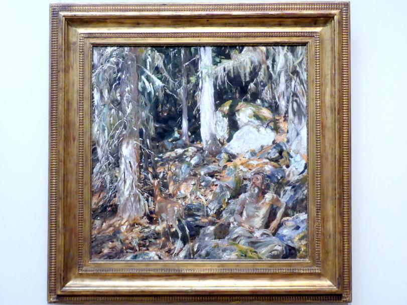 John Singer Sargent: Der Einsiedler (Il solitario), 1908