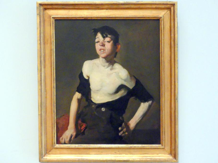 George Wesley Bellows: Paddy Flannigan, 1908