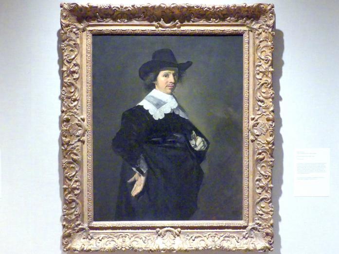 Frans Hals: Paulus Verschuur (1606-1667), 1643