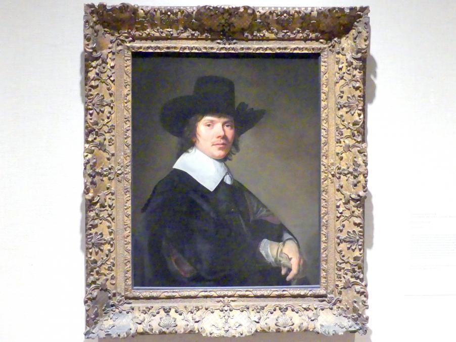 Jan Cornelisz Verspronck: Bildnis eines Mannes, 1645
