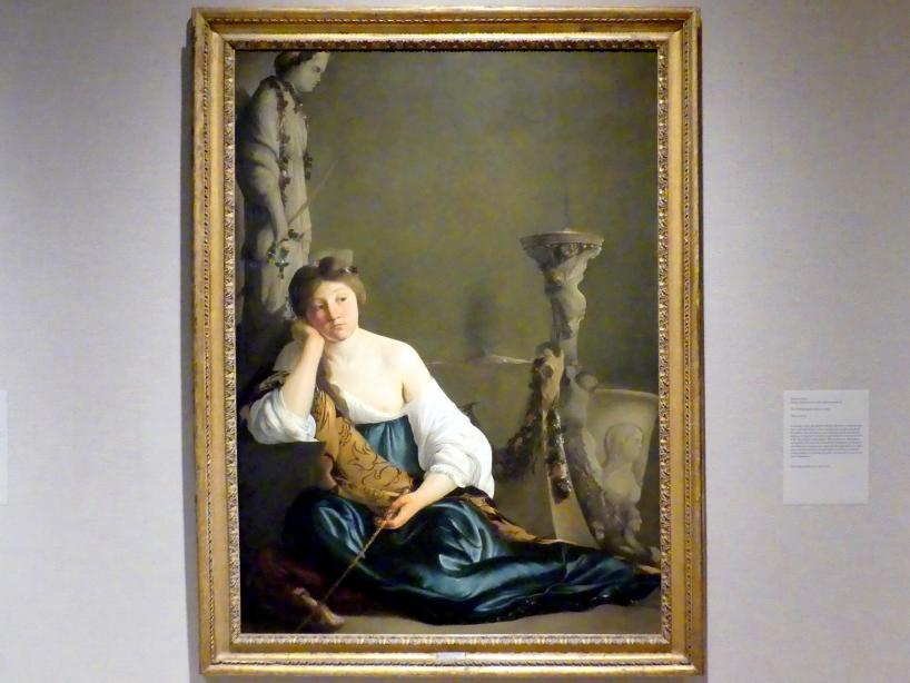 Paulus Bor: Die desillusionierte Medea, um 1640