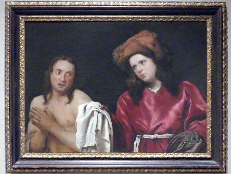 Michiel Sweerts: Bekleidung der Nackten, um 1661