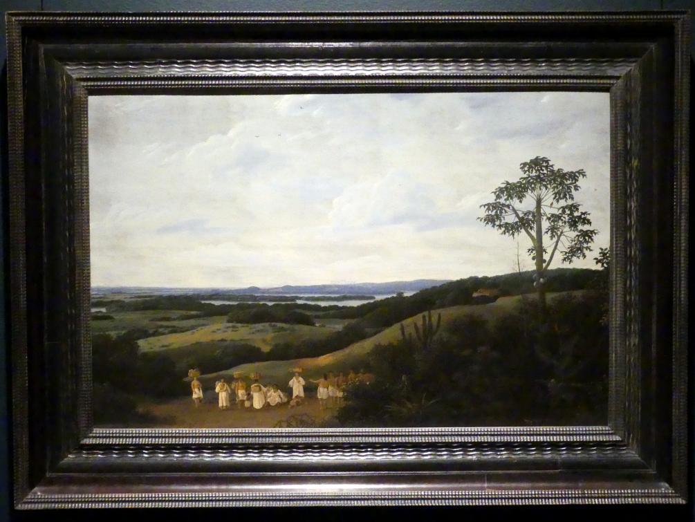 Frans Post: Eine brasilianische Landschaft, 1650