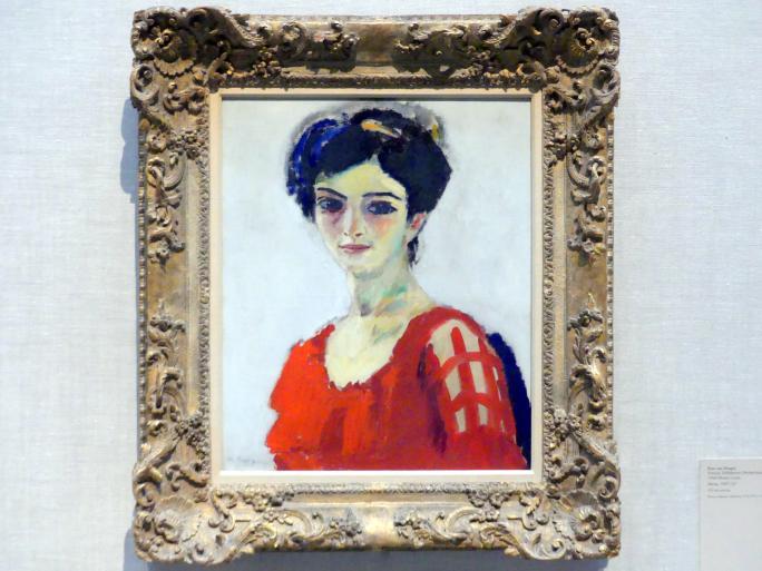 Kees van Dongen: Maria, 1907 - 1910
