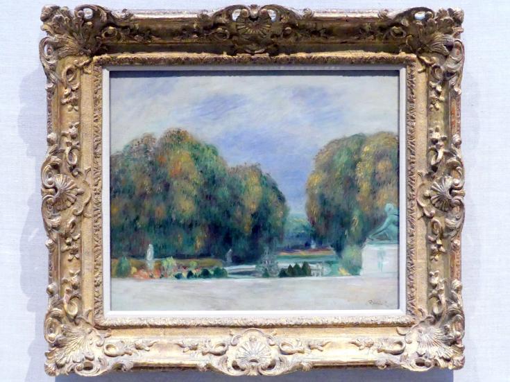 Auguste Renoir (Pierre-Auguste Renoir): Versailles, 1900 - 1905