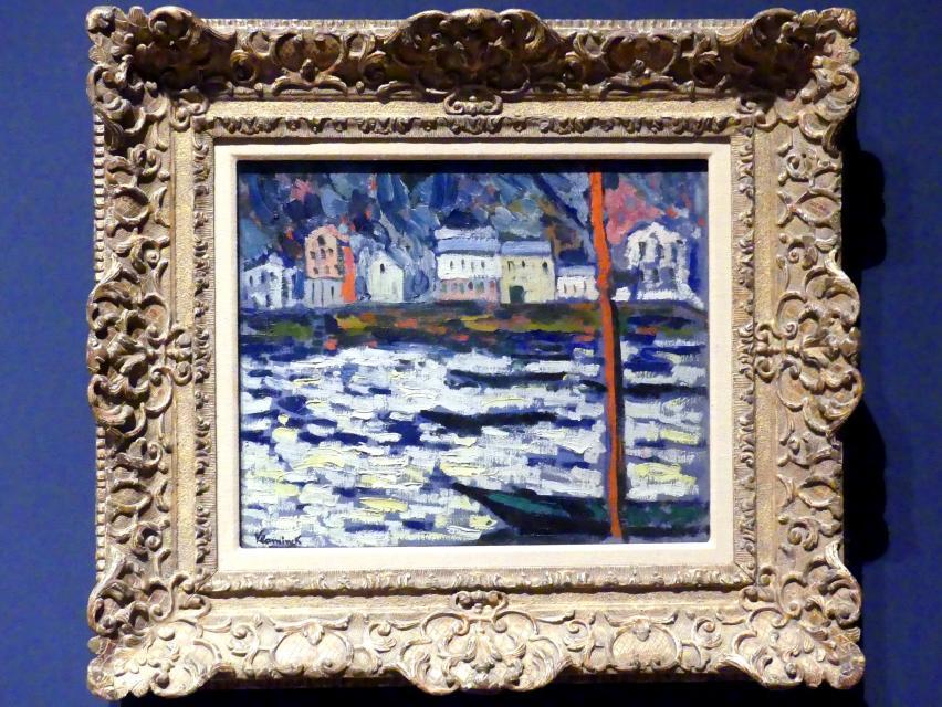 Maurice de Vlaminck: Der Hafen von Le Havre, um 1906