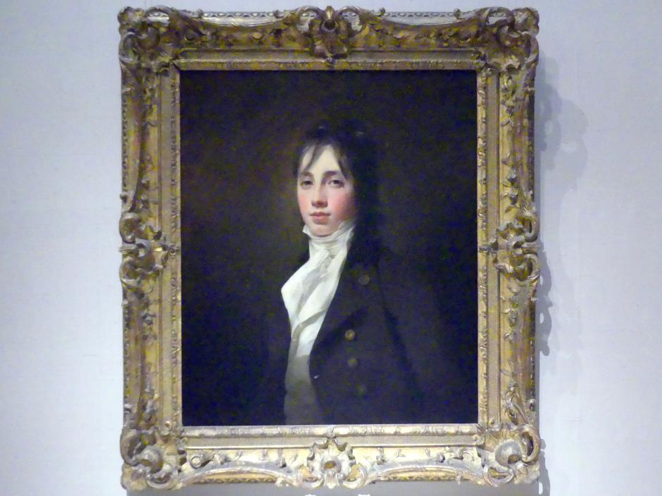 Henry Raeburn: William Fraser of Reelig (1784-1835), 1801