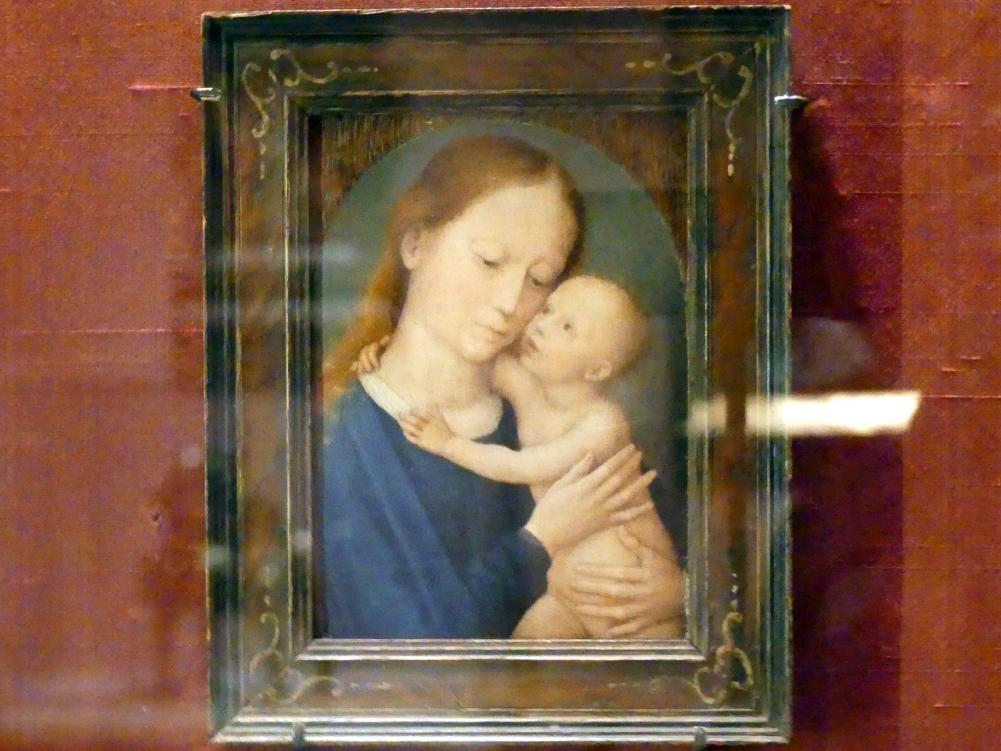 Gerard David (Werkstatt): Maria mit Kind, 1490 - 1523