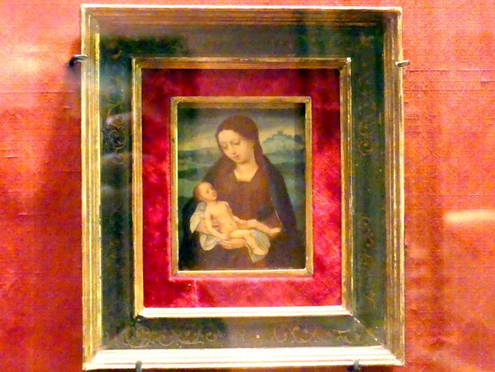 Meister der weiblichen Halbfiguren: Maria mit Kind, um 1525 - 1550
