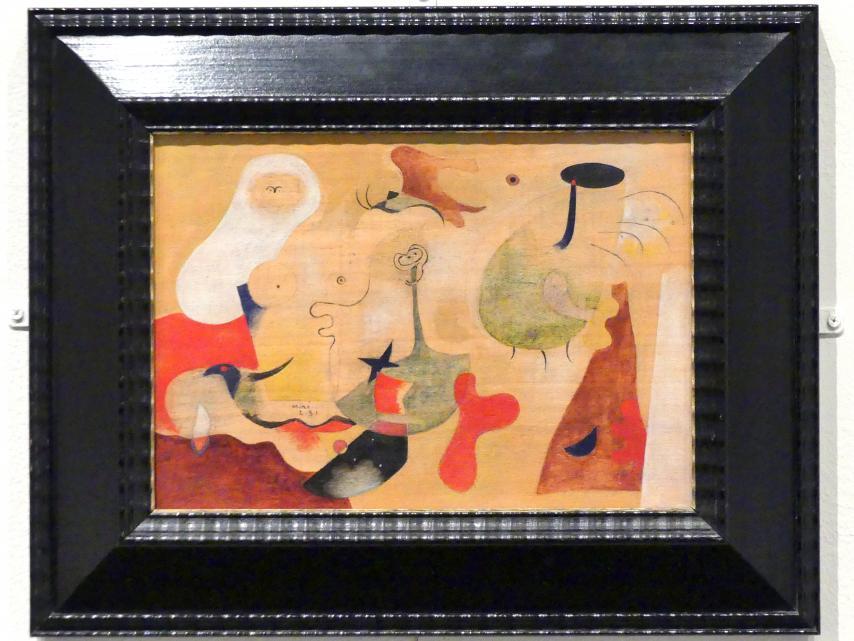Joan Miró: Ohne Titel, 1931